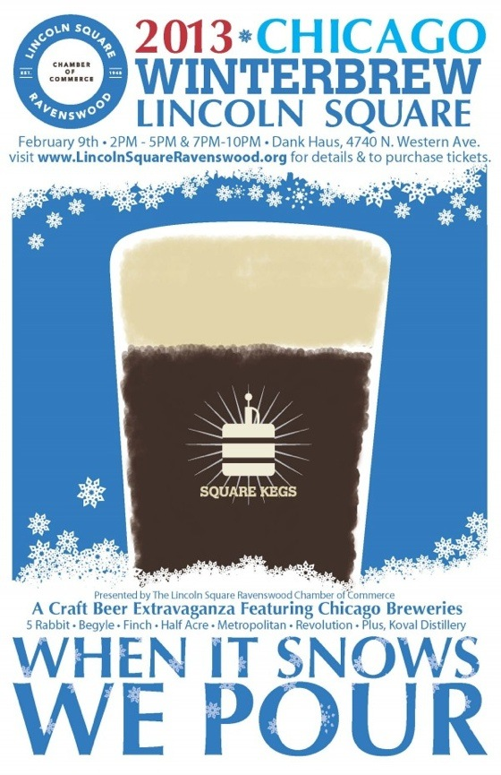 Lincoln Square Winter Brew 2013