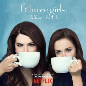Today only: Gilmore Girls Luke's Diner pop-ups at Osmium Coffee, Elaine's Coffee Call