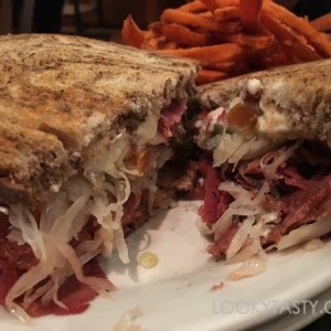 A Look into Chicago Diner's Radical Reuben Sandwich