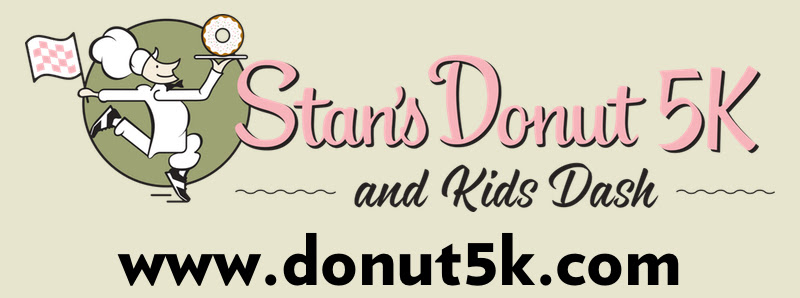 Stan's Donut 5K: Eat donuts while running a race