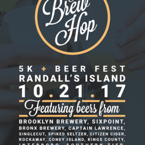 The Brew Hop 5K + Craft Beer Festival – Oct 21st