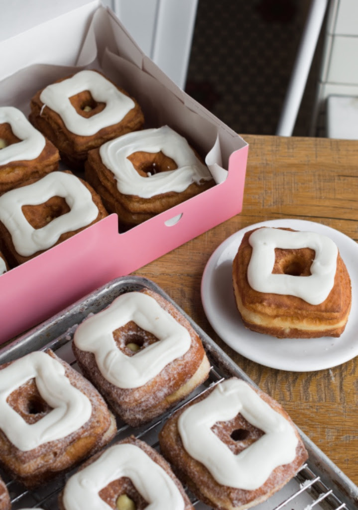 Grand opening: Stan's Donuts is giving one lucky winner free donuts for life