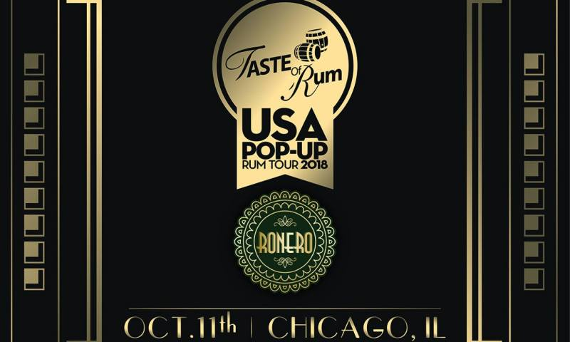 Puerto Rico's national pop-up rum tour comes to Chicago on Oct. 11