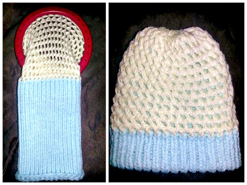 Reversible Hat Free Pattern Loomahat Com