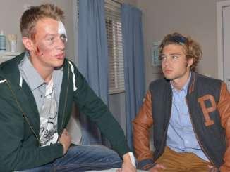 GZSZ: Wer leidet mit Jonas? Zac plagt sein Gewissen! - TV News