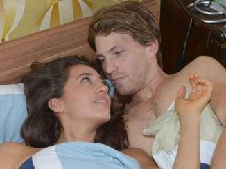 GZSZ: Dominik landet mit Elena im Bett! - TV News