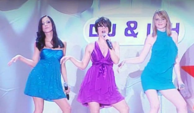 Jana, Sarah und Irma bei Popstars Du und Ich