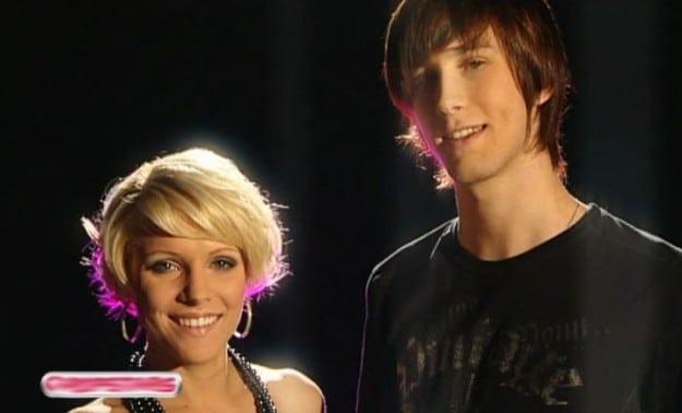 Dagmara und Daniel bei Popstars Du und Ich 2009