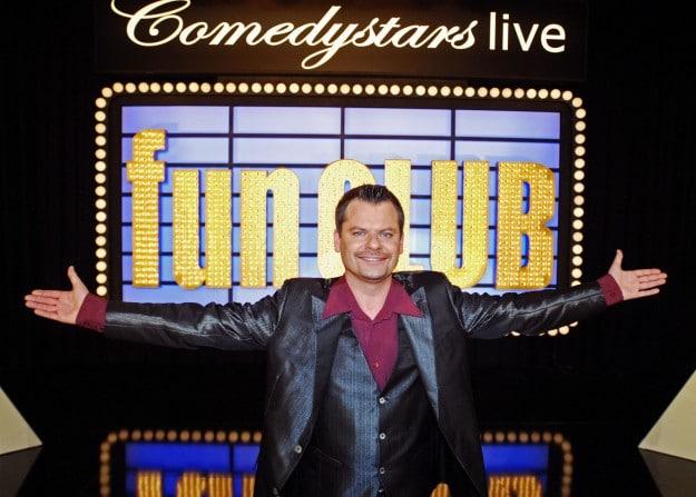 "Neue Show ""Fun Club - Comedystars live"" mit Ingo Appelt - TV"