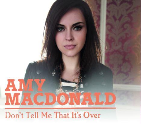 Amy Macdonald Don't tell me taht it's Over