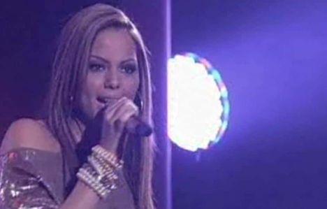 "Ines Redjeb singt Agnes ""Release Me"" bei DSDS 2010"