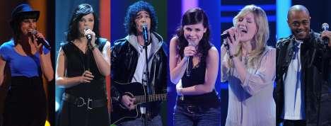 """Sechs starke Sänger, nur einer kann """"Unser Star für Oslo"""" werden - TV News"""