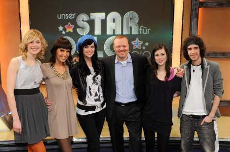 """Bei """"Unser Star für Oslo"""" steigt die Spannung - TV News"""