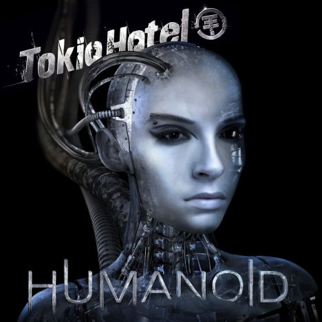 Tokio Hotel Humanoid DT Cover