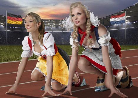Deutschland gegen Holland: Wer gewinnt das große Duell - TV