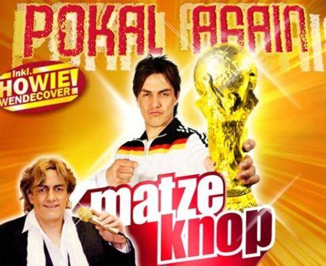 Cover Matze Knop Pokal Again