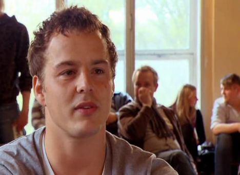 X Factor 2010: Alex Knappe - Sportstudent erobert Herzen! - TV