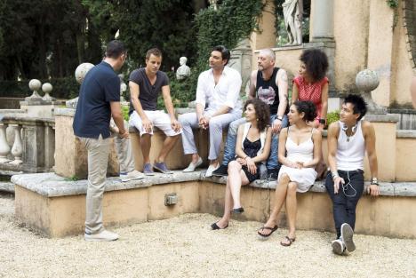 X Factor 2010: Heute im Juryhaus von Till Brönner - TV