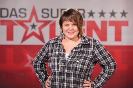 Das Supertalent 2010: Sonja Pesie legte auf der Bühne tolle Entwicklung hin - TV News