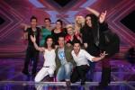 X Factor 2010: Die 4. Live-Show - Wer singt was?