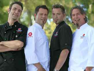 Quartett komplett - Wieder vier Kochprofis bei RTL II - TV