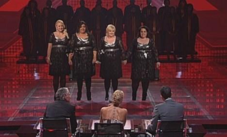 X Factor 2010: Big Soul mit langweiligem Song im Halbfinale - TV News