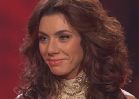 X Factor 2010: Edita Abdieski macht Leona Lewis alle Ehre - TV News