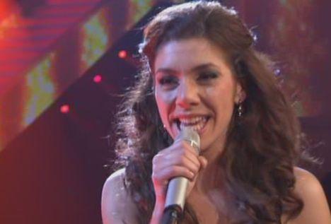 Edita Abdieski gewinnt X Factor 2010 - TV