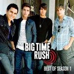 "Big Time Rush ""Best Of Season 1"" endlich auf CD"