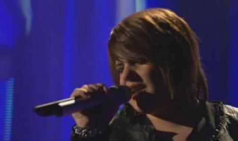 Das Supertalent 2010: Sonja Pesie singt Hochzeitslied von Sylvie - TV News
