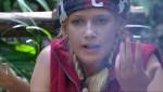 Tofukrieg im Dschungelcamp zwischen Indira Weis und Sarah Knappik