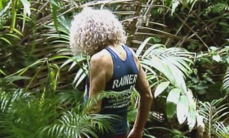 Dschungelcamp 2011: Rainer Langhans mutiert zum Einsiedler - TV News