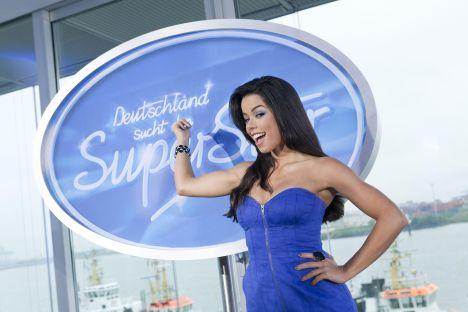 Sängerin Fernanda Brandao