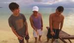 DSDS 2011: Sebastian Wurth begeistert, gute Show am Malediven Strand