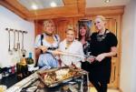 """Das perfekte Promi Dinner"" mit Carmen Geiss, Jenny Elvers-Elbertzhagen, Rosi Schipflinger und Ireen Sheer - TV News"