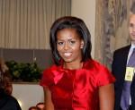Michelle Obama nimmt an Trauerfeier für Betty Ford teil