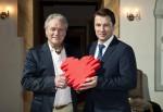 Verbotene Liebe mit Hans-Jürgen Bäumler