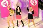 V.l.: Kim, Corina und Ramona.