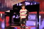 Das Supertalent 2011: Ricky Kam für einen Schweizer verdammt flott!