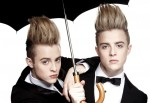 Jedward: Schöne Haare und schöne Fans! - Promi Klatsch und Tratsch