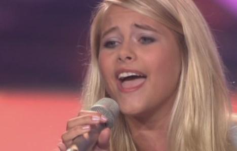 Das Supertalent 2011: Fabienne Sophie Rothe im zweiten Anlauf weiter - TV News