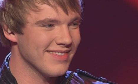 X Factor 2011: Martin Madeja mit angegriffener Stimme gefühlvoll! - TV
