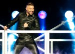 Ricky Martin in Concert at the American Airlines Arena in Miami