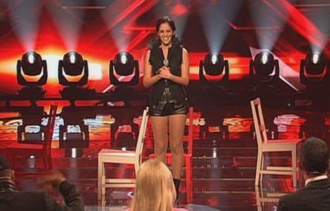 X Factor 2011: Raffaela Wais langweilt mal wieder mit Perfektion! - TV