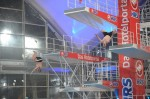 TV total Turmspringen 2011: Viel nackte Haut und Angsthasen - TV News