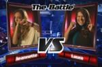 Jeannette und Laura beim Battle