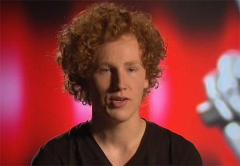 The Voice of Germany: Michael Schulte kommt aus dem Internet direkt auf die TVoG Bühne - TV