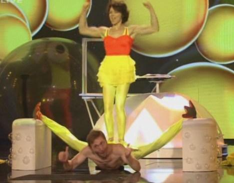 Das Supertalent 2011: Oleksandr Yenivatov hat sich gesteigert! - TV