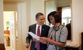Obamas erlauben ihren Töchtern keinen Facebook-Account