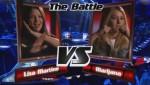 The Voice of Germany: Lisa Martine Weller besiegt Marijana Vuckovic - TV News